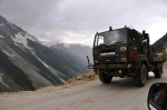 Military and mountains - the two constants in ladakh
